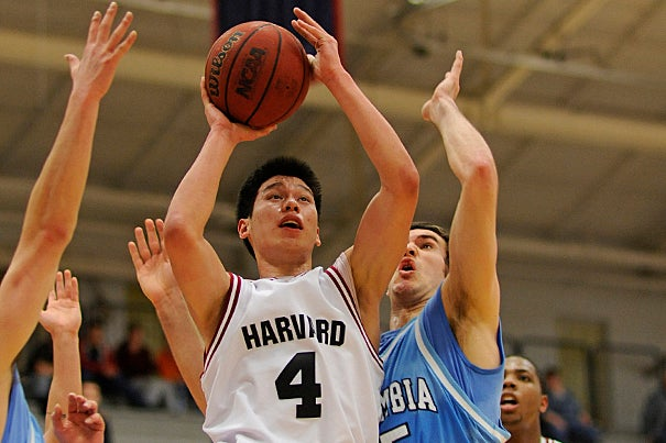 Jeremy Lin '10 was named Ivy Player of the Week for the third time this season.