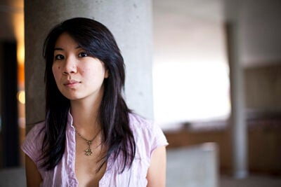 "Lisa Jing: ""I felt awkward rising from an audience of aspiring writers and claiming that I, too, was an author. I, too, deserved their attention. While I might paint myself as humble and awkward, I was genuinely scared then."""