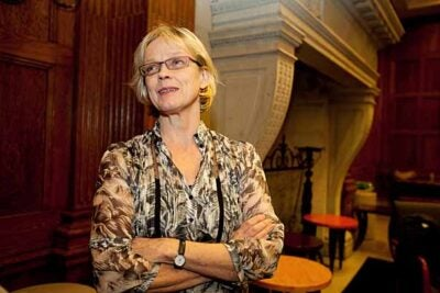 "Heightened censorship, both within the Arab world and the West, was one of the lasting repercussions from the crisis, with her own work a partial casualty, said Jytte Klausen, author of ""The Cartoons that Shook the World."" After consulting with some authorities on Islam, officials at Yale University Press chose not to reprint the cartoons and removed all illustrations of Muhammad from her book."