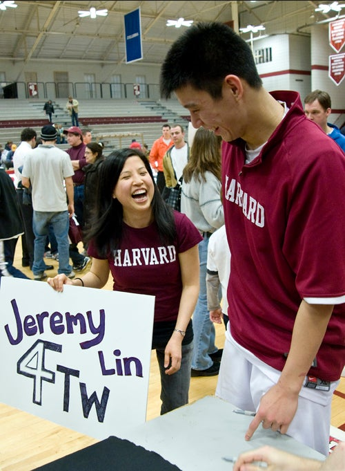 Jeremy Lin ... for the win!