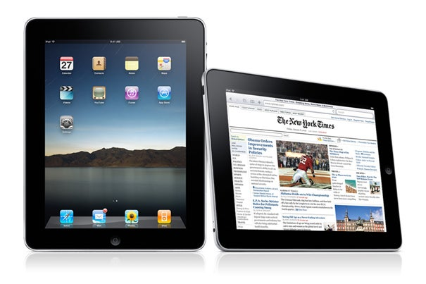 Apple's iPad was unveiled today.