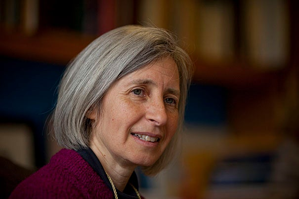 """This new fund is inspired by our students' passion for justice,"" said Harvard Law School Dean Martha Minow. ""It's an investment that will pay dividends not only for our students but also for the countless number of people whose lives they will touch during their public service careers."""