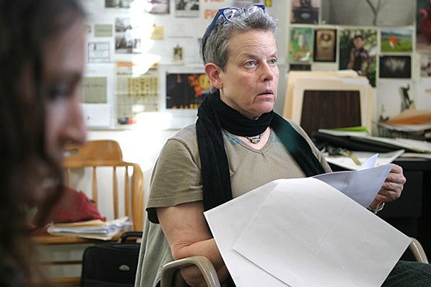 Catherine Lord is the 17th distinguished Harvard or Radcliffe alum or faculty member to receive the Harvard Arts Medal.