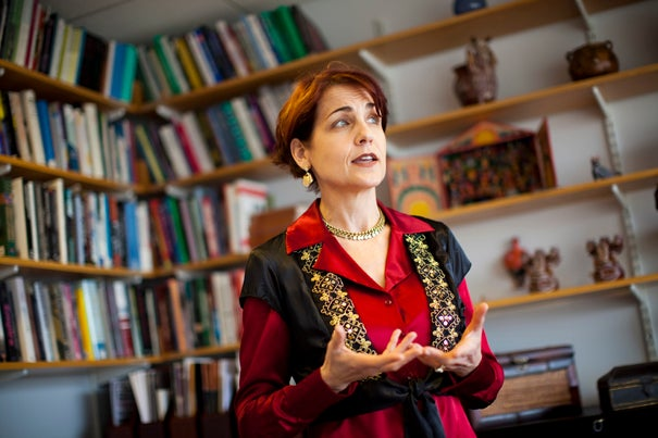 "Associate Professor of Anthropology Kimberly Theidon's book, ""Entre Prójimos,"" has inspired a Peruvian film nominated for the Best Foreign Language Film at the Academy Awards. Says Theidon, ""I think that the film opens up a space for dialogue. Films are going to reach a broader audience than most books. And I think that is something that is particularly gratifying about the film."""