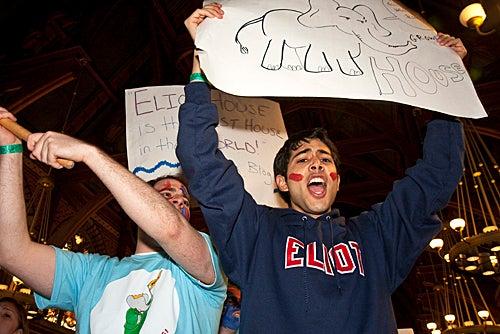 Eliot forever