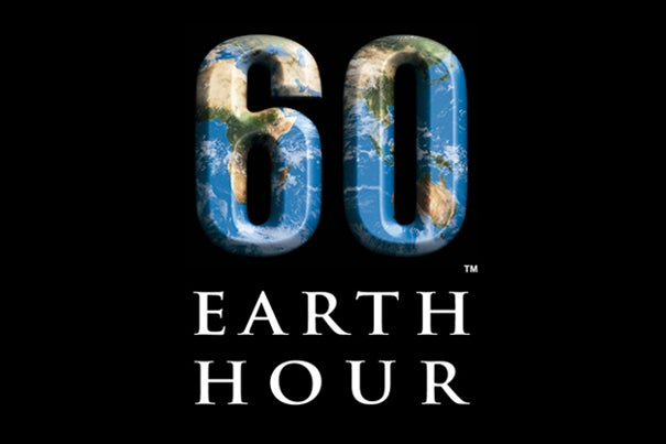 Earth Hour 2010 will take place on Saturday (March 27) from 8:30 to 9:30 p.m.