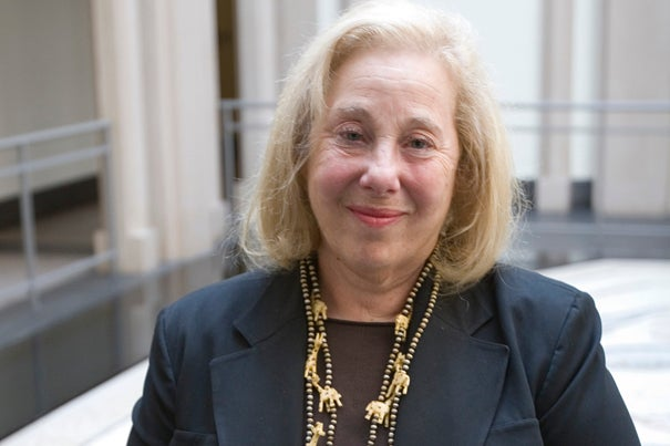"""Good Housekeeping has named Rosabeth Moss Kanter, the Ernest L. Arbuckle Professor of Business Administration at Harvard Business School and chair/director of the Interfaculty Initiative on Advanced Leadership one of the """"125 women who changed our world."""""""