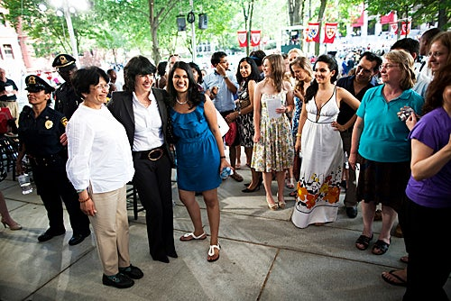 Moments for memories