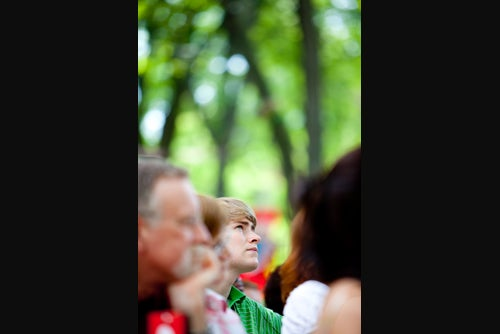 Getting the message