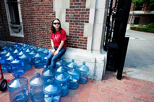 Having a heat wave