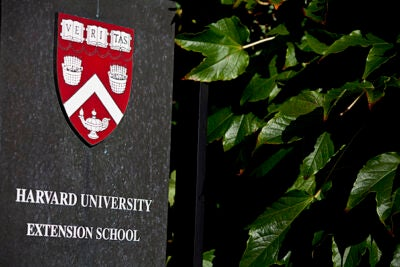 """""""Students will come away with a better understanding of our many offerings and learn why we are often referred to as Harvard's greatest community resource,"""" said Extension School Dean Michael Shinagel of the School's information session."""