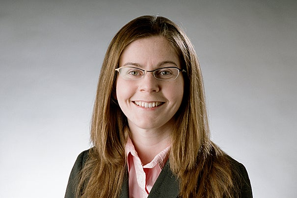 Lisa Kelly, a doctoral candidate at Harvard Law School, has been awarded a $180,000 Trudeau Foundation scholarship for 2010-11.