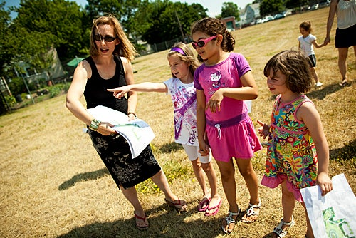 Junior park planners