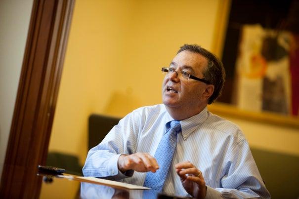 Harvard Medical School Dean Jeffrey Flier speaks about the Medical School's conflict of interest policy.