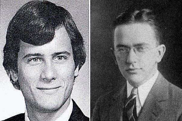 John G. Roberts (left) was nominated in 2005 by President George W. Bush. Roberts graduated Harvard College in 1976 and Harvard Law School in 1979. Harold Andrew Blackmun (right) studied under Felix Frankfurter at Harvard Law School before graduating in 1932. He was nominated by President Richard Nixon in 1970 and served the court until 1994. Antonin Scalia (bottom) is the longest-serving justice. A 1986 nominee of President Ronald Reagan, Scalia is still serving. He is a 1960 graduate of Harvard Law School.