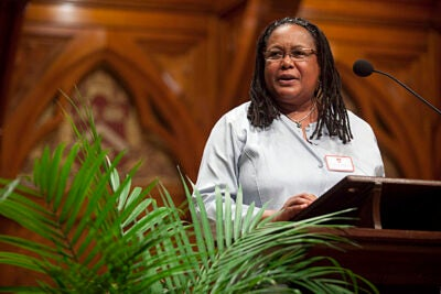 Harvard College Dean Evelynn Hammonds announced that she will make available up to $50,000 to fund domestic travel and House-based events during the 2010-11 academic year. Hammonds will work with the Office of Student Life to review and determine awards.