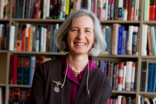 """Dean of Harvard Law School Martha Minow witnessed segregation firsthand as a schoolgirl in Illinois and later in Washington, D.C. Now her new book """"In Brown's Wake"""" explores the repercussions of Brown v. Board of Education, which declared segregation unconstitutional, and, says Minow, """"became a motor for educational improvement."""""""