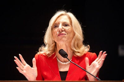 """You cannot do better intellectually, ethically, and practically speaking than to come to terms with the question: What is a well-constituted society, and what is my role in it?"" said University of Pennsylvania President Amy Gutmann. ""The best way to begin answering this question is to understand how great thinkers did so, and to be open-minded and critical in one's approach to those thinkers. … Majoring in social studies is one of the very best ways for inquisitive minds to commence their journeys to leadership in virtually any 21st century profession."""