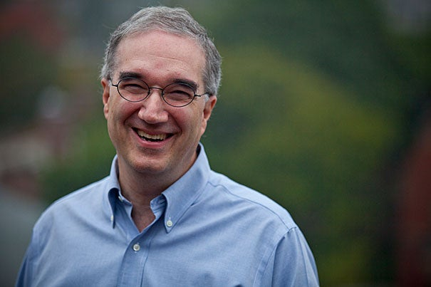 """William """"Ned"""" Friedman has been named the new director of the Arnold Arboretum. He also will be a professor in the Faculty of Arts and Sciences. On Nov. 4, Friedman will deliver a lecture at the Harvard Museum of Natural History on """"Darwin's 'Abominable Mystery' and the Search for the First Flowering Plants."""""""