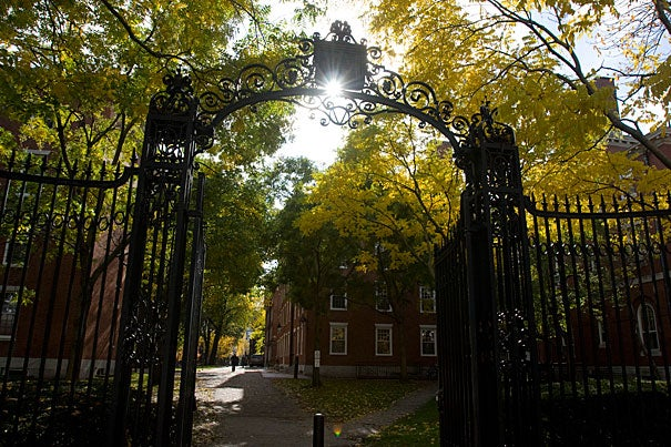 """It is gratifying to have the excellence of Harvard's doctoral programs recognized by the National Research Council,"" Harvard President Drew Faust said.  ""The fact that we have so many top-rated programs means that every student and faculty member, regardless of School or department, is able to benefit from the collective strength of the University, making the whole genuinely greater than the sum of the parts."""