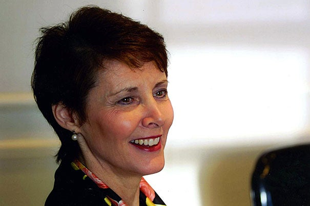 Before being appointed associate dean for advancement at Radcliffe, Karen Putnam held a bevy of high-profile positions at Bryn Mawr College, the University of Pennsylvania, Yale University, and the Brooklyn Museum. She was formerly president and CEO of the Central Park Conservancy.