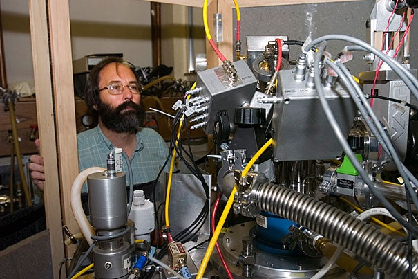 Harvard Physics Professor Gerald Gabrielse, who was named the winner of the 2011 Julius Edgar Lilienfeld Prize by the American Physical Society (APS), was also recognized by the society for his excellence in teaching.