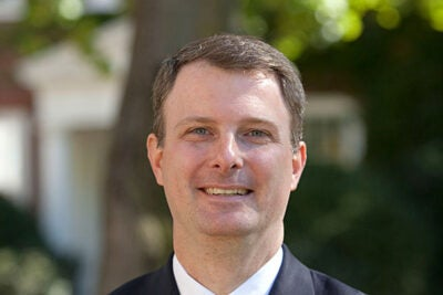 Mark Johnson has been named vice president for capital planning and project management at Harvard.
