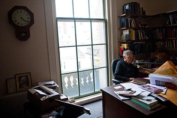 Emeritus Professor Daniel Aaron
