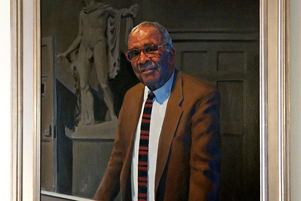 Chester Middlebrook Pierce '48, M.D. '52, spent 41 years as a Harvard professor, and is revered by his many students as a brilliant, scholarly, kind, and humble professor who brought great dignity and honor to his profession and to the Harvard community.