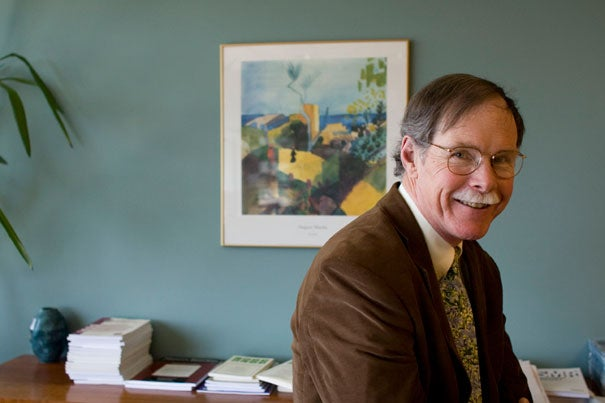 Peter Marsden, the Edith and Benjamin Geisinger Professor of Sociology and a Harvard College Professor, has been appointed the new dean of social science, effective Jan.1, 2011.