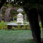 """Dumbarton Oaks was purchased in 1920 by Robert Woods Bliss, a Harvard alumnus, and his wife, Mildred Barnes Bliss. """"Their idea was that a cultured public could enjoy the gardens and occasional concerts, while research fellows brought here could have years in a beautiful setting in which they could produce scholarly work in a sustained way,'' said Director Jan Ziolkowski."""