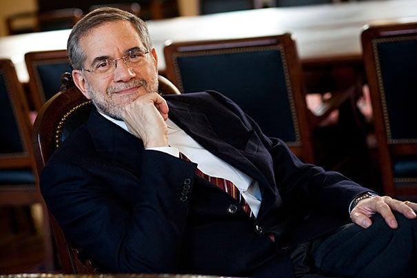 Provost Steven E. Hyman, who spurred an expansion of interdisciplinary research at Harvard and has overseen the revitalization of the University's libraries and many of its museums and cultural institutions, plans to leave his post at the end of the academic year.