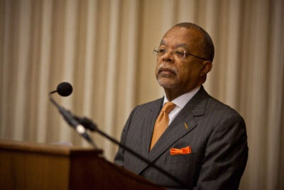 """Harvard Professor Henry Louis Gates Jr.: """"This was truly one of the greatest honors of my career, and I am deeply grateful to my colleagues at the Beijing Foreign Studies University both for the conference in my honor and for overseeing the publication of my work into Chinese."""""""