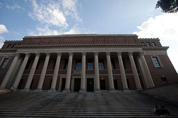 Composed of faculty members and administrators from across the University, the new Harvard Library Board will oversee the transition of the University's vast library system to a coordinated management structure.