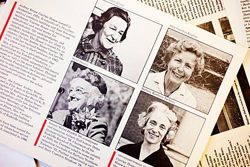 Famed dames