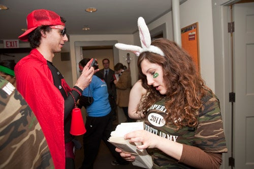 Acceptance bunny