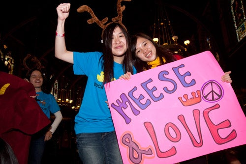Meese and love