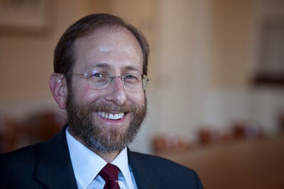 "Alan M. Garber '76, the Henry J. Kaiser Jr. Professor, and professor of medicine and economics, at Stanford University, has been appointed the next provost of Harvard University. ""I am excited and humbled by this opportunity to serve an institution that made a profound difference in my own life,"" said Garber, whose appointment is effective Sept. 1."