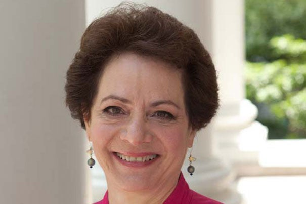 Barbara J. Grosz, dean of the Radcliffe Institute for Advanced Study, will step down at the end of this academic year. She will spend next year at Stanford University before returning to the Harvard faculty.