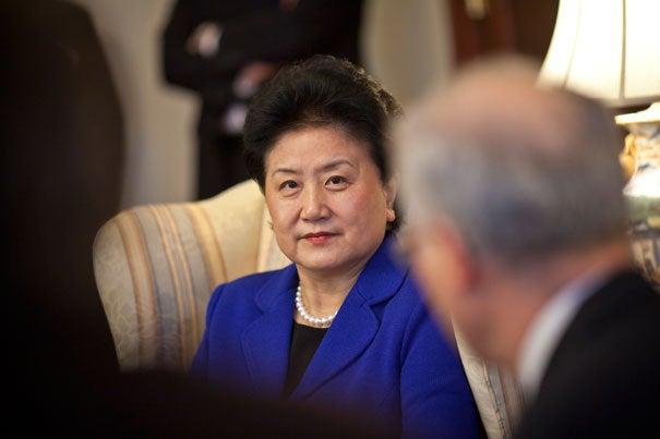 New Chinese student program – Harvard Gazette