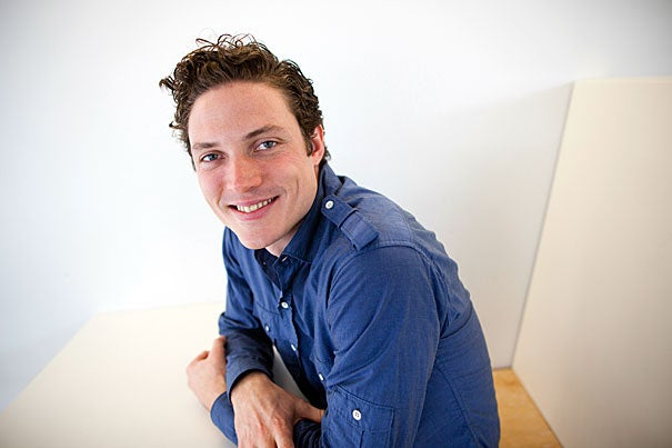 Harvard Graduate School of Design student Michael Murphy spent 15 months in Rwanda trying out a constellation of new ideas: that architecture can play a role in reducing poverty; that good design can influence health outcomes; and that the work of construction can build dignity, a skilled workforce, and even hope in places marked by poverty and tragedy.