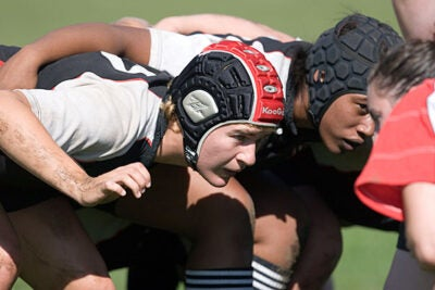 The Radcliffe rugby team, which had not won a national championship since 1998, has been crowned the 2011 USA Rugby DII National Champion.