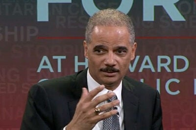 "Children's exposure to violence, which can cause physical, emotional, and psychological harm, is ""one of the greatest public safety and public health epidemics of our time,""  U.S. Attorney General Eric Holder told the Harvard School of Public Health audience."
