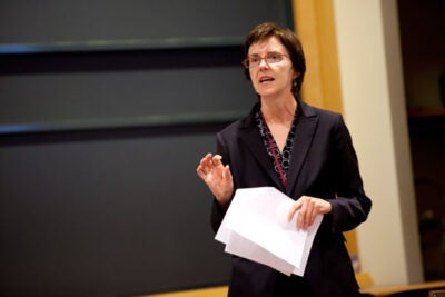 Mary Lee Kennedy has been named senior associate provost for the Harvard Library.