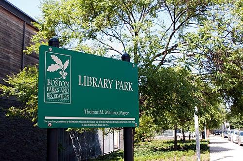 Allston's newest park