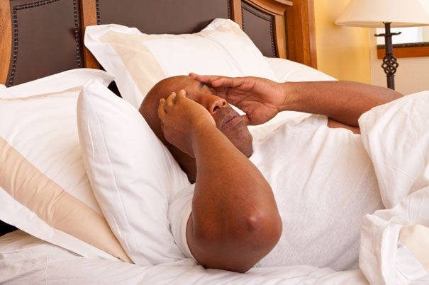 U.S. workers, and their employers, would benefit from screening and treatment programs for insomnia, research suggests.