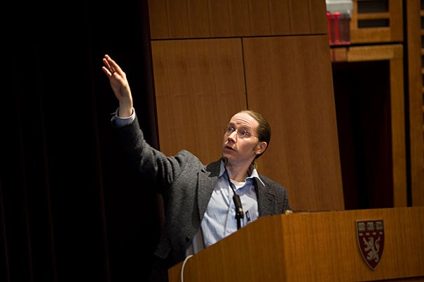 """There are hundreds of genes involved in susceptibility to schizophrenia and bipolar disorder. This study is able for the first time to articulate 10 conclusive genetic components to the disease, half of which are completely novel,"" said Harvard Medical School Associate Professor of Medicine Mark J. Daly, a senior associate member of the Broad Institute and co-director of its Program in Medical and Population Genetics, and chief of the Analytic and Translational Genetics Unit at Massachusetts General Hospital."