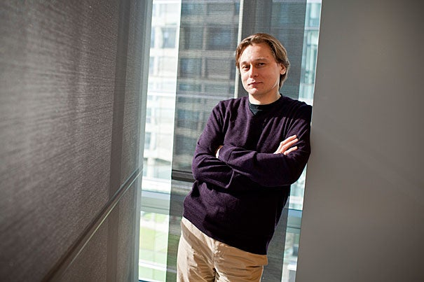 Harvard Medical School Professor Vadim Gladyshev said the work being done provides a jumping-off point for researchers to examine the genetic roots of cancer and aging, research that will continue in his lab.