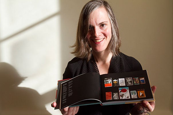 """As a literary critic, I've thought a lot about authors reading, and the relationship between reading and writing. I wanted to interview people whose work I liked a lot and people who I thought would be not just interesting writers, but interesting readers,"" said Leah Price, editor of ""Unpacking My Library: Writers and Their Books."""