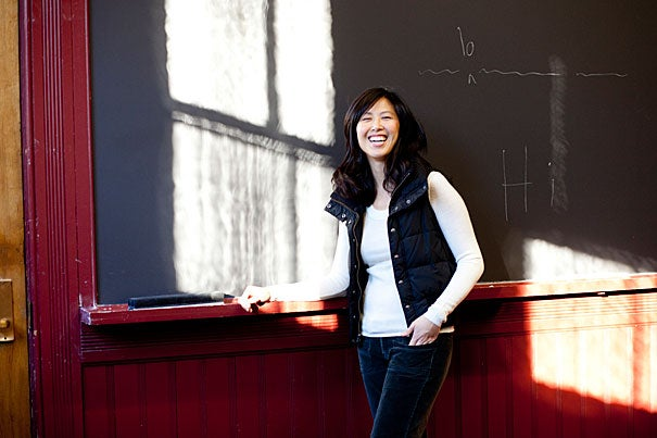 """Raising my hand in a Harvard classroom discussion has been an ongoing challenge for me. Last year, as an incoming doctoral student in Education Leadership at the Harvard Graduate School of Education, I spent much of my time in quiet frustration,"" said Harvard Graduate School of Education doctoral student Susan Cheng."